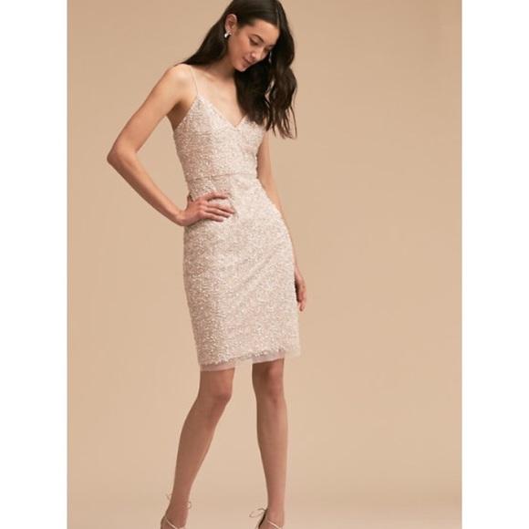 4a9c8e18579 BHLDN Katrine dress in size 8. Never worn!